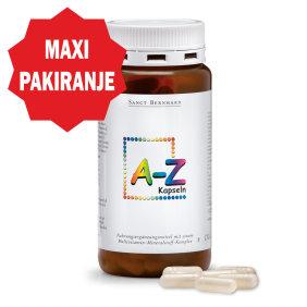 prirodni vitamini A-Z kapsule
