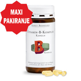 krauterhaus vitamin B kompleks kapsule