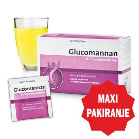 Glukomanan, napitak za mršavljenje