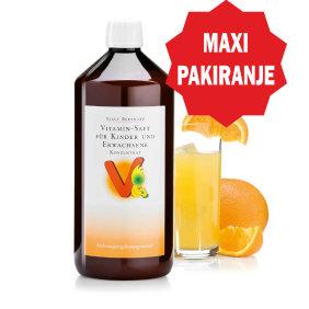 krauterhaus prirodan vitaminski napitak za djecu i odrasle